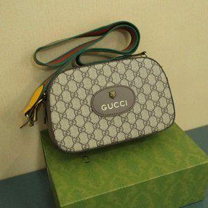 NWT GG Neo Vintage GG Supreme Messenger Bag